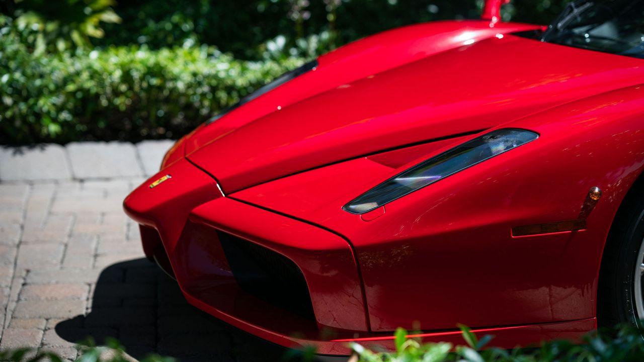 All'asta una Ferrari Enzo in condizioni eccellenti, ma il prezzo è salatissimo