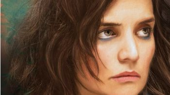 All We Had: online il poster con Katie Holmes