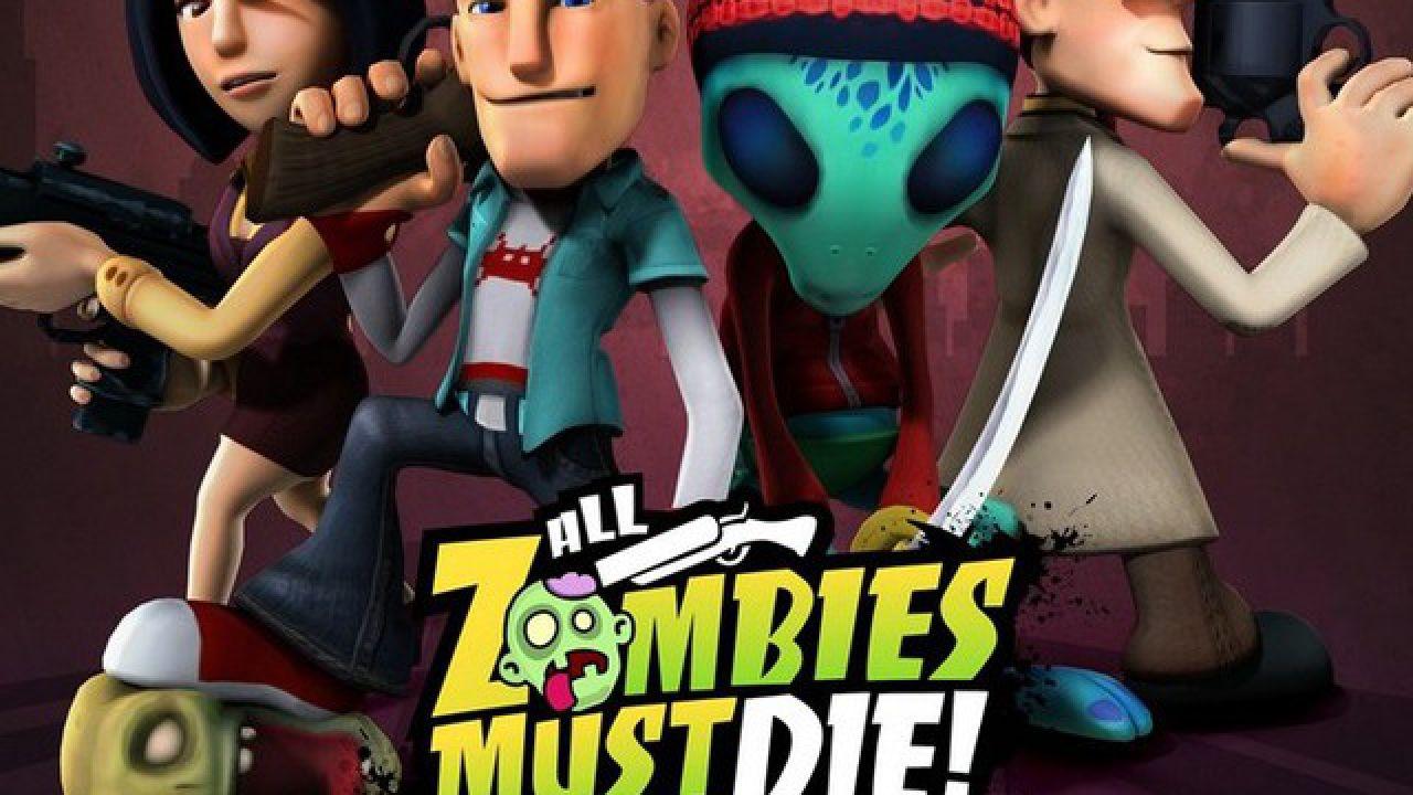 All Zombie Must Die: annunciata la data di uscita su XBLA e PSN