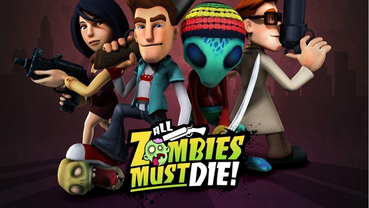 All Zombie Must Die: annunciata la pubblicazione su Steam