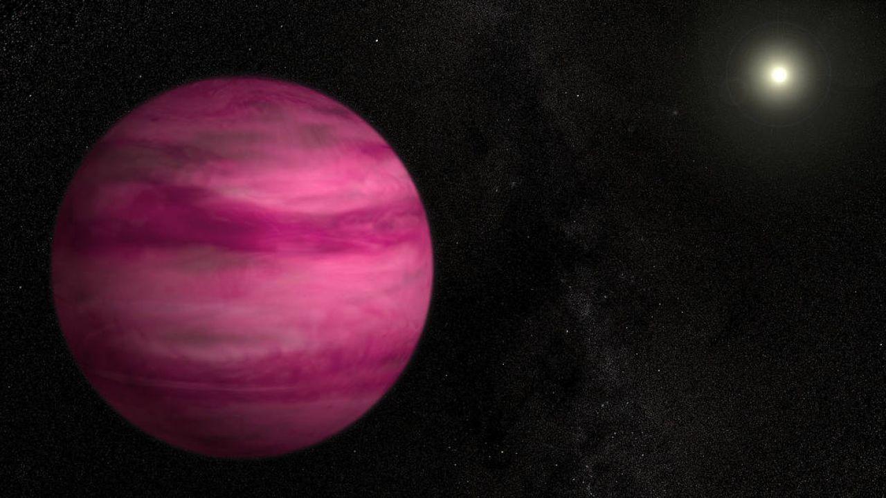 Alla scoperta di GJ 504b, il pianeta dal curiosissimo colore rosa
