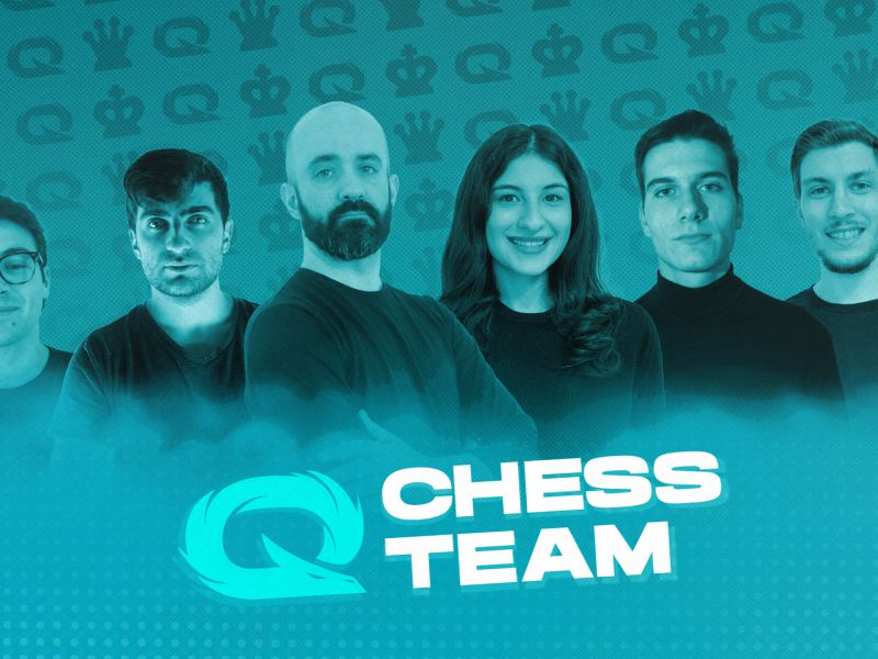 Discovering chess with the strongest players in the world and the QLASH Chess Team