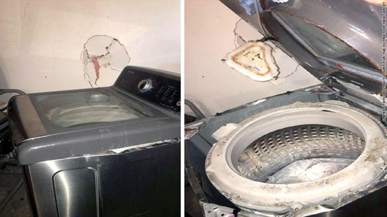 Samsung produce lavatrici a rischio esplosione come il Note 7