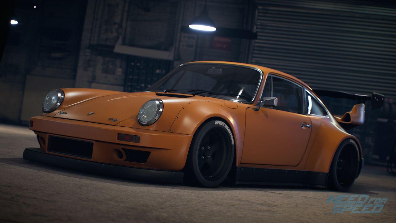 Altre 12 automobili entrano nel garage di need for speed for Progettista di garage virtuale