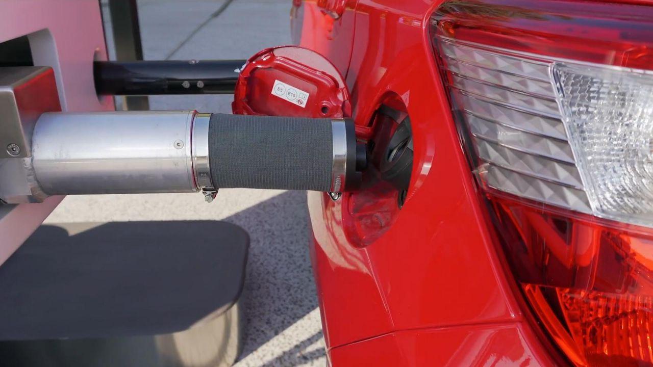 Altro che self-service, Fuelmatics ti mette benzina in modo completamente autonomo