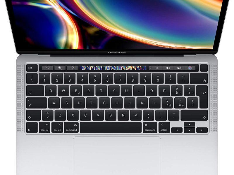Amazon: quasi 400 Euro di sconto sul MacBook Pro da 13' con SSD da 512GB