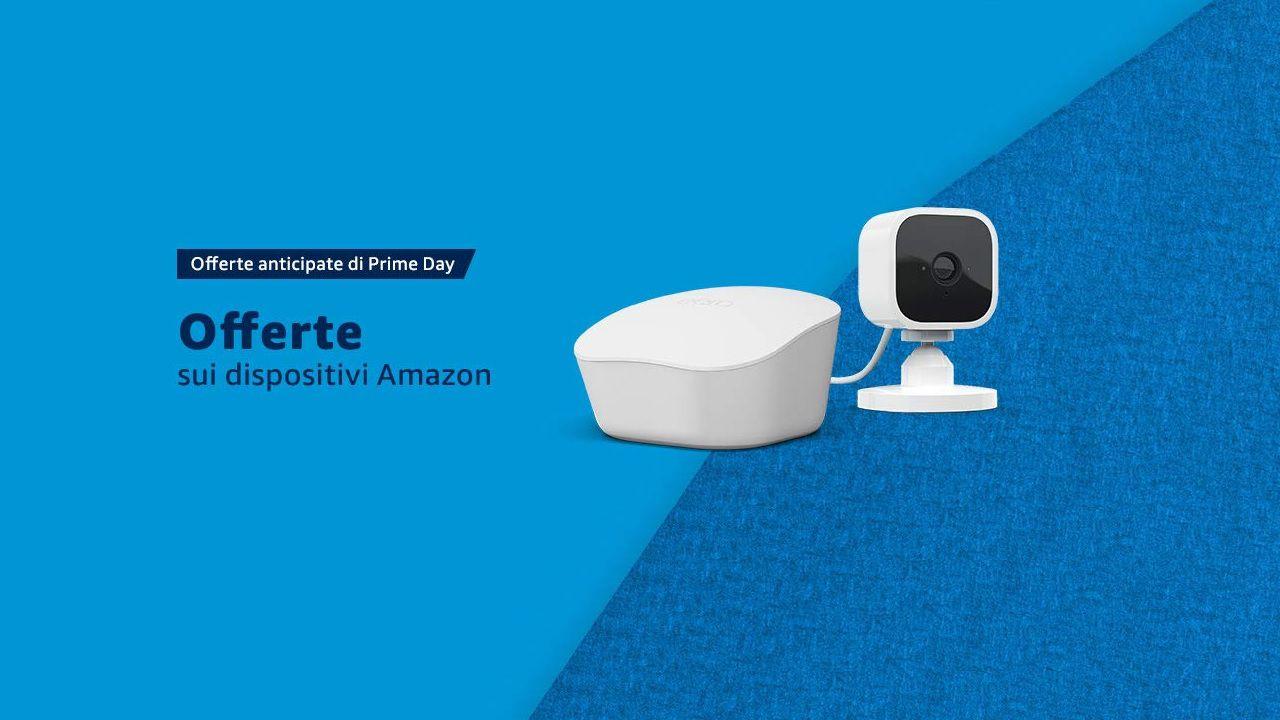 Amazon anticipa il Prime Day 2020: offerte e regali già attivi in Italia
