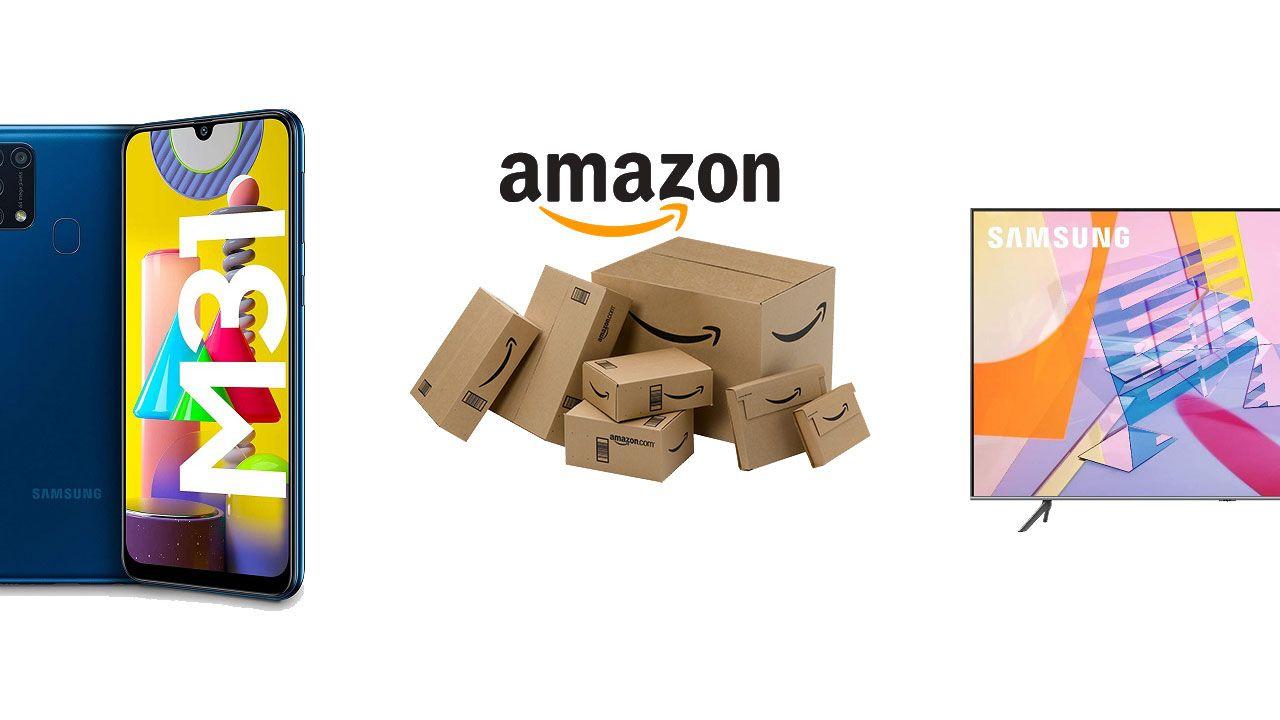 Amazon, arrivano le Offerte di Settembre: sconti su smartphone, TV e altro