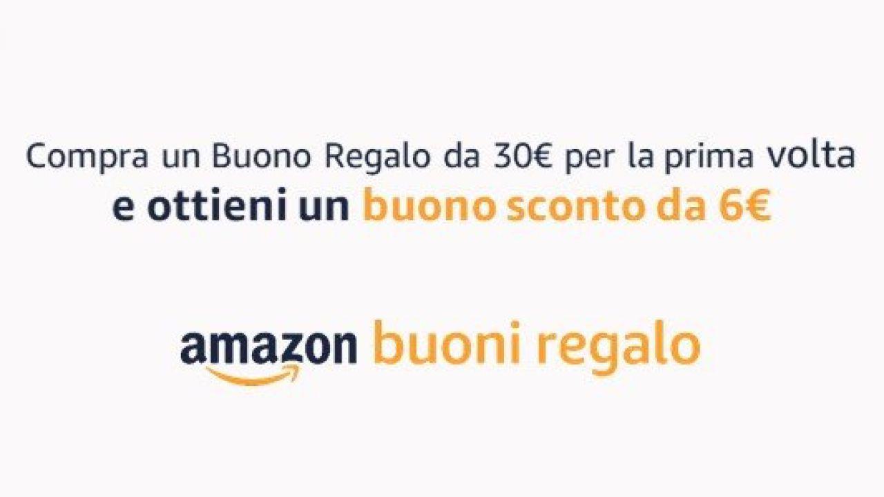 4820c68787 Amazon Black Friday: sconto di 6 euro, come usarlo per i tuoi acquisti