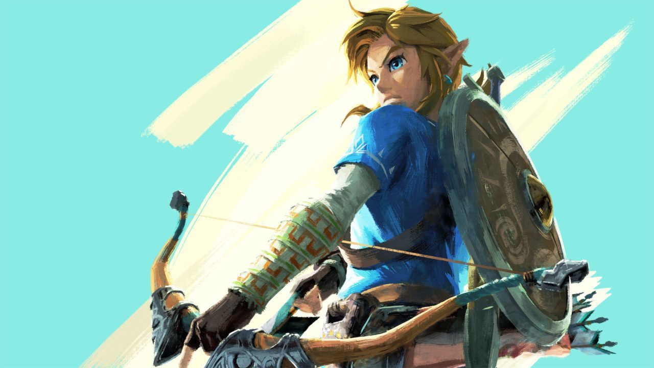 Amazon cambia la data di uscita di The Legend of Zelda Breath of the Wild