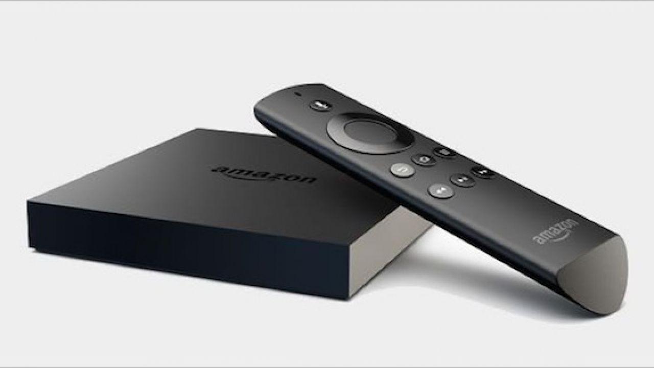 Amazon Fire TV non vuole competere con le console tradizionali