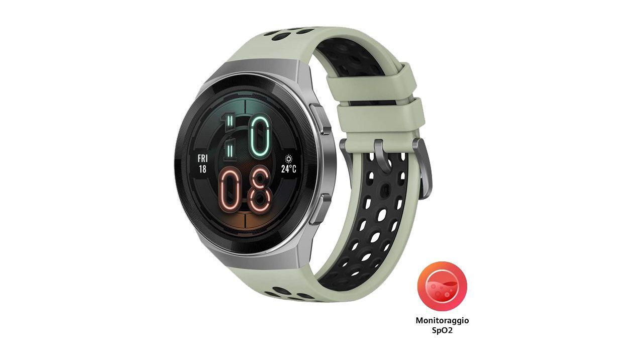 Amazon, Huawei Watch GT 2e in offerta sotto i 100 euro: superata Unieuro