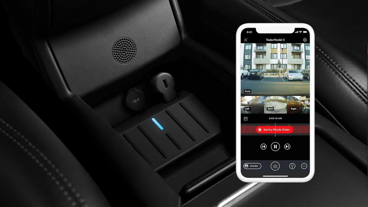 Amazon presenta l'allarme auto smart con LTE, anche per Tesla in versione Connect