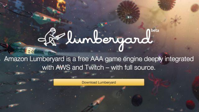 Amazon pubblica la beta di Lumberyard, un motore di gioco gratuito