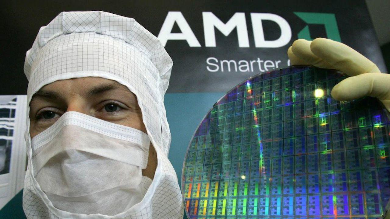 AMD, il 2020 parte alla grande: le azioni superano il record del 2000