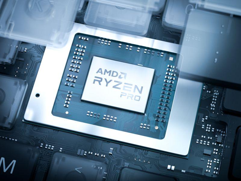 AMD annuncia i nuovi processori Ryzen PRO 4000 per PC portatili