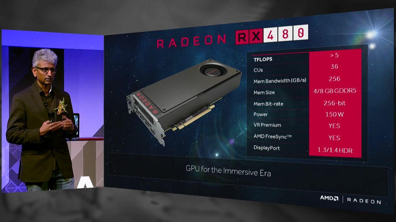AMD conferma: due Radeon RX 480 sono davvero più veloci di una GTX 1080