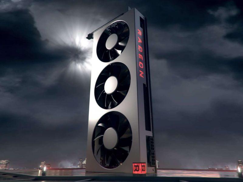 AMD Radeon VII con tecnologia simile al DLSS? Forse, grazie a Windows 10 e alle DirectX 12