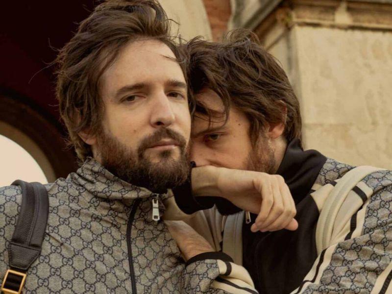America Latina, la prima foto di Elio Germano nel nuovo film dei fratelli D'Innocenzo