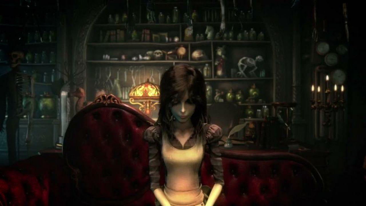 American McGee al lavoro per le campagne Kickstarters di Alice in Otherlands e il Mago di Oz