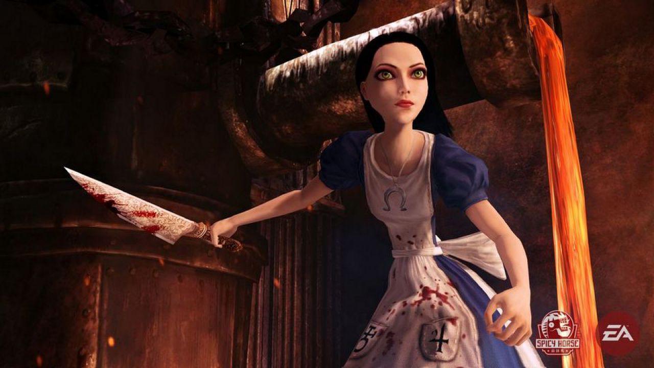 American McGee raccoglie fondi per il film di Alice