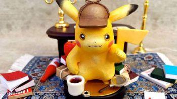 Amiibo: un fan crea la statuina di Detective Pikachu