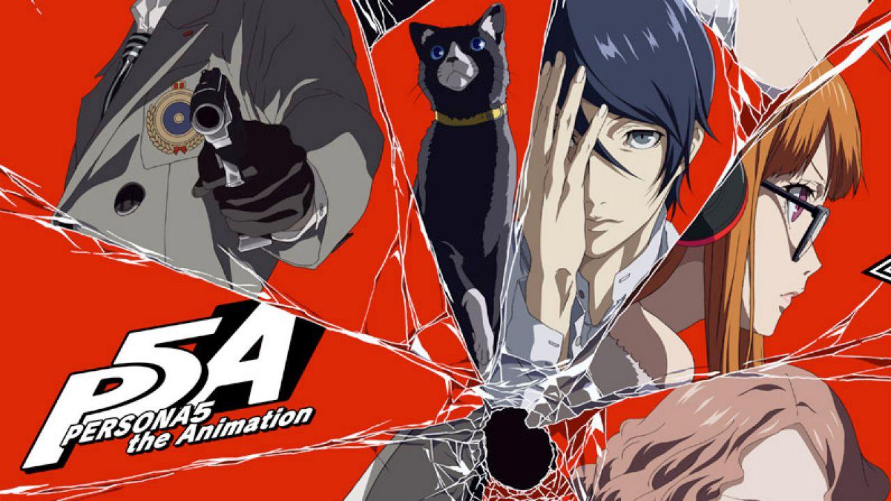 Ammiriamo la prima key visual di Persona 5 the Animation: Dark Sun