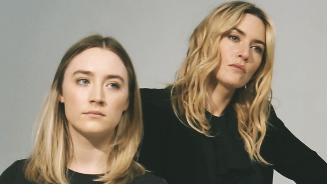 Ammonite: Sony distribuirà il nuovo film con Kate Winslet e Saoirse Ronan