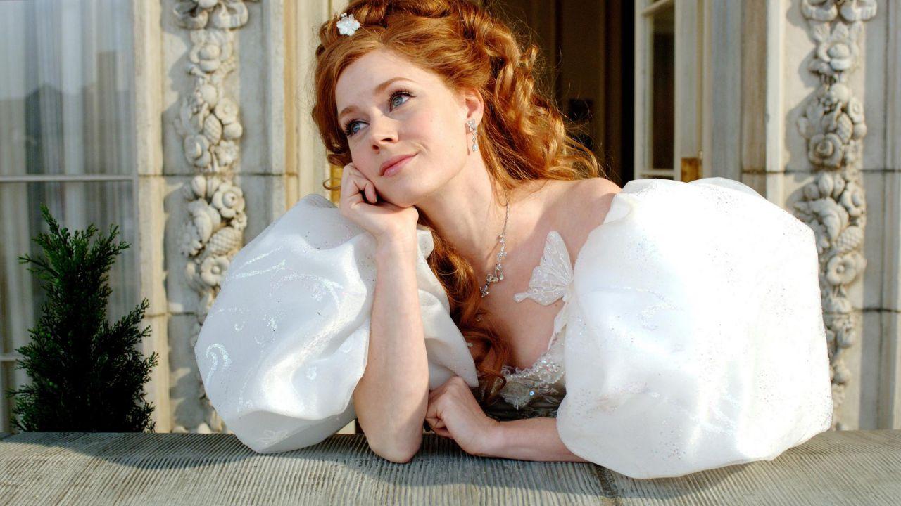 Amy Adams tornerà per Come d'incanto 2: il sequel sarà esclusiva Disney Plus!