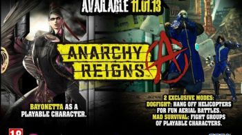 Anarchy Reigns : Trailer TGS 2011 in Italiano