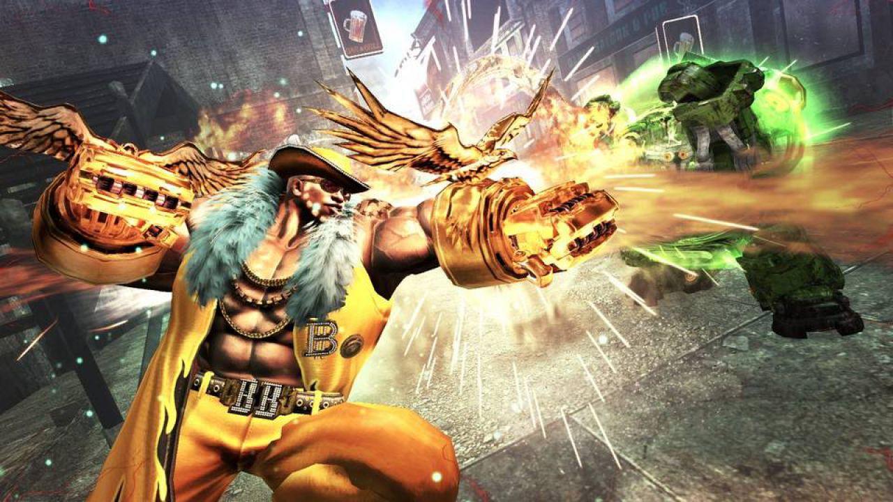 Anarchy Reigns: tre modalità in mezz'ora di video gameplay