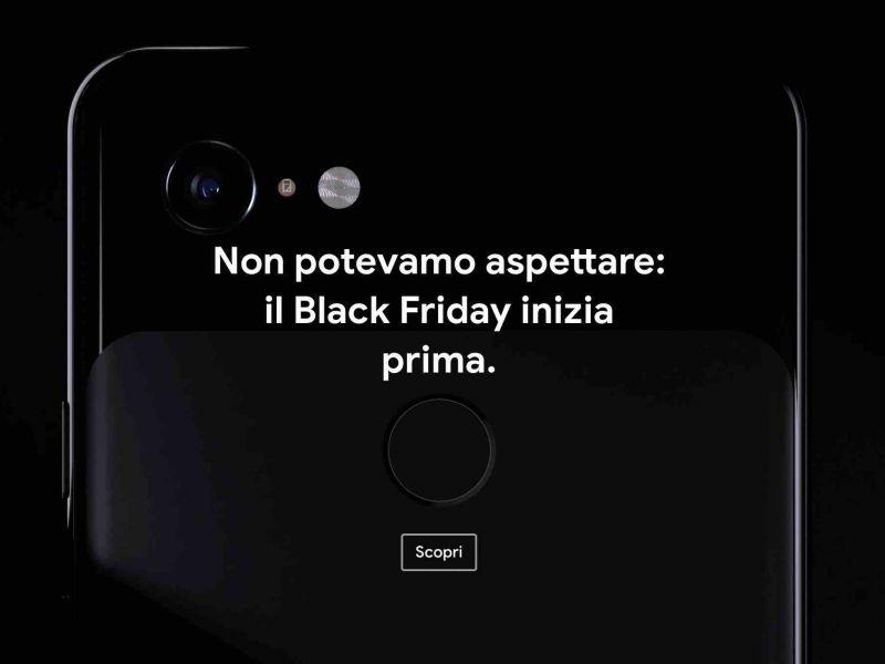 Anche Google partecipa al Black Friday: sconti su Google Home e Chromecast