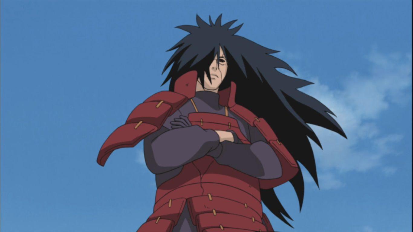 Anche Madara Uchiha di Naruto Shippuden avrà una versione ...