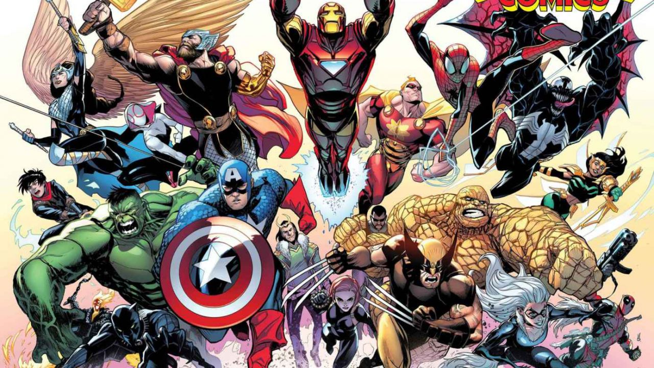 Anche la Marvel Comics smetterà di pubblicare i fumetti in formato digitale