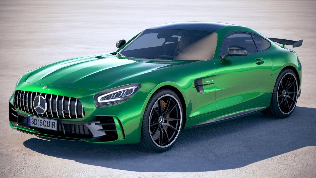 Anche Mercedes AMG ha un servizio in abbonamento, ma costa $3,595 al mese