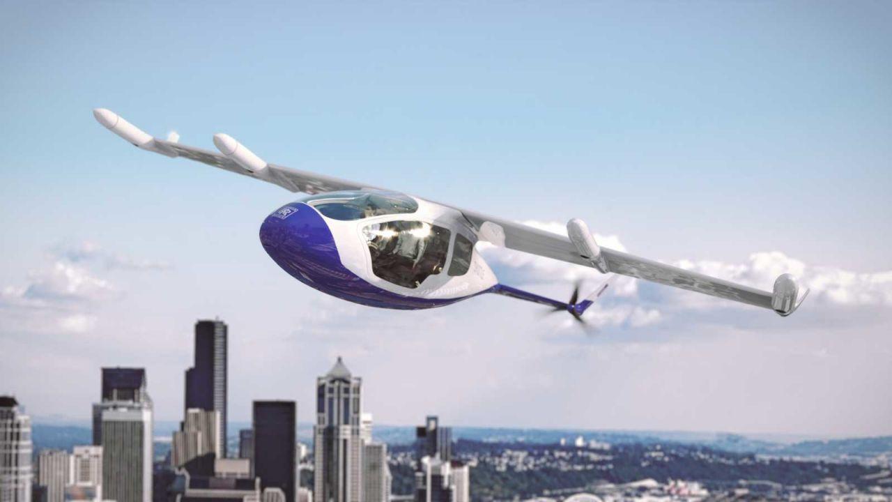 Anche Rolls-Royce al lavoro sul proprio taxi volante: lancio nel 2020