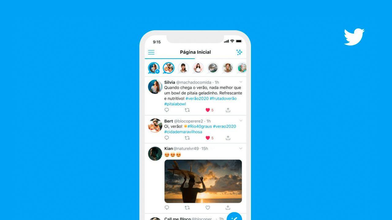 Anche Twitter cede alle Storie, ma gli utenti non la prendono bene