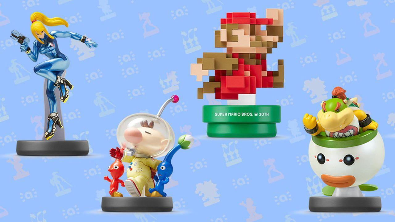 Ancora imitazioni delle statuine Amiibo dagli sviluppatori di Nintendo