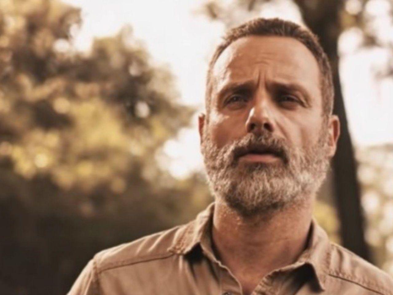 Andrew Lincoln di The Walking Dead avvistato sul set di un film in Australia