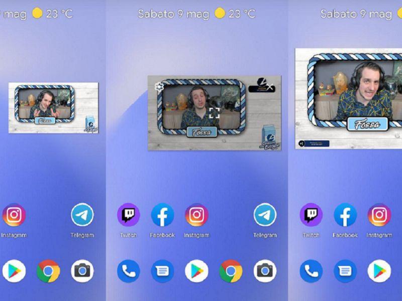 Android 11 DP4: la nostra prova, tra Picture-in-picture e nuove icone