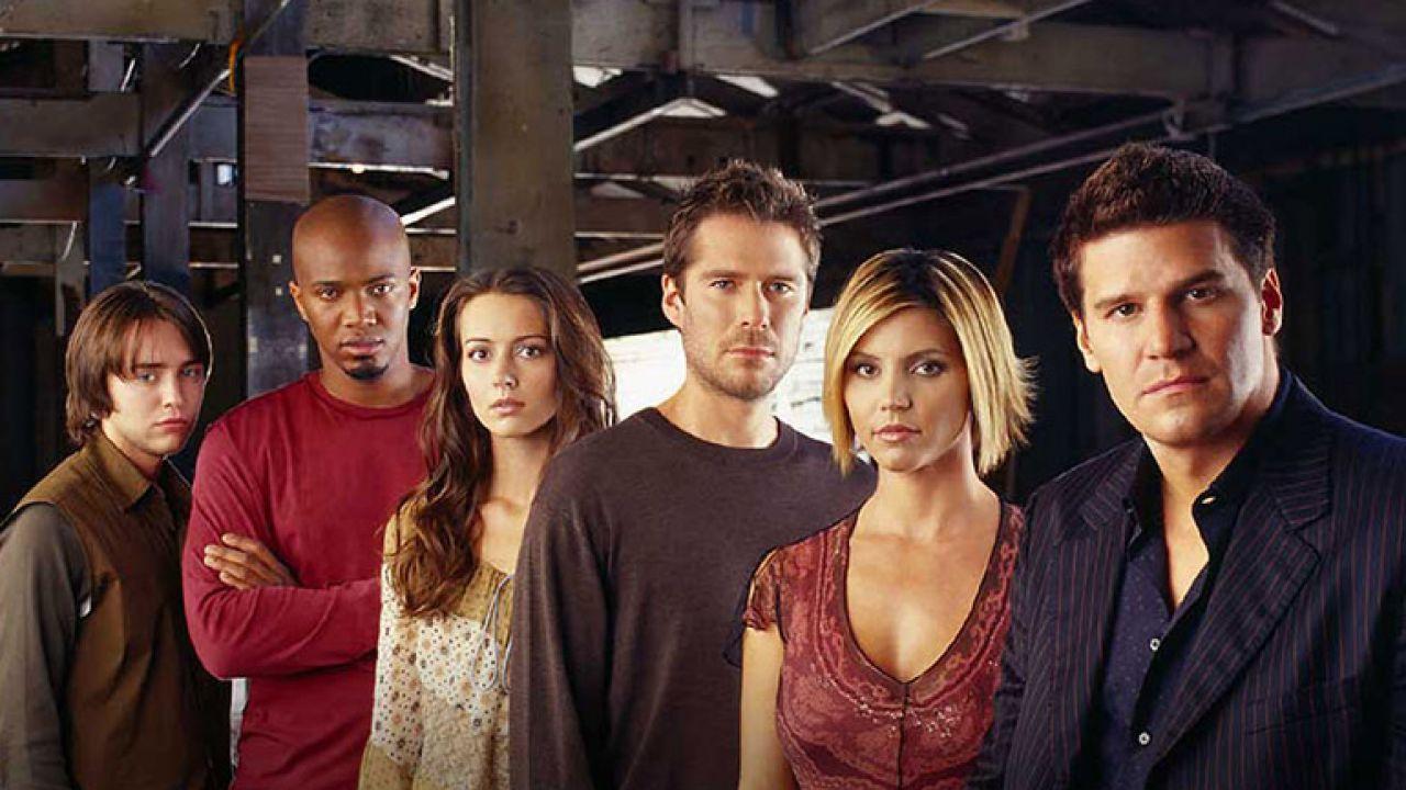 Angel alla reunion del 20esimo anniversario, Whedon commenta ancora il finale controverso