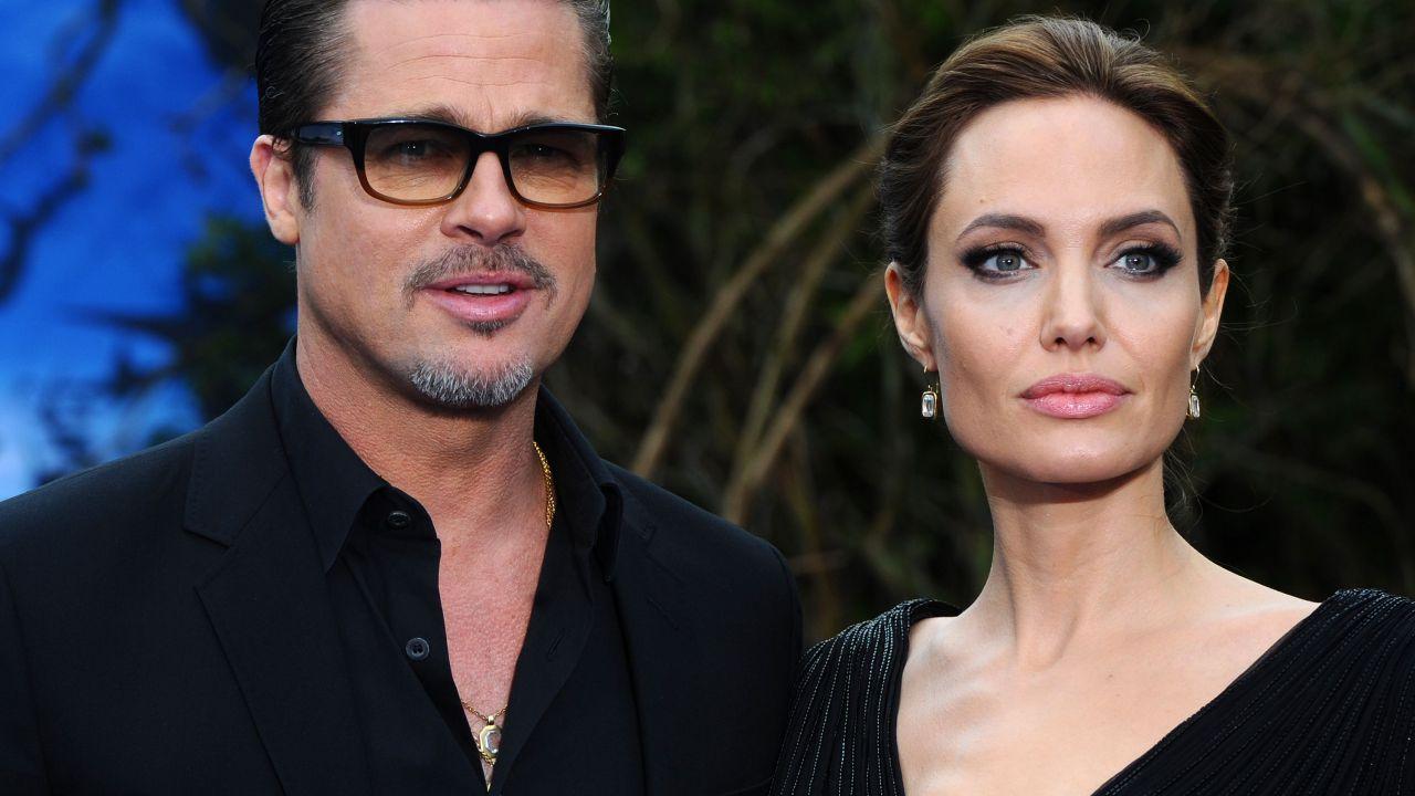 Angelina Jolie: 'Ho lasciato Brad Pitt per il bene dei miei figli'; ma lui risponde a tono
