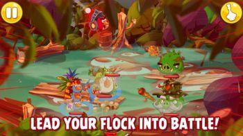 Angry Birds Epic - pubblicato il primo trailer