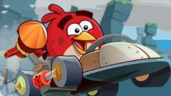 Angry Birds Go raggiunge quota 100 milioni di download