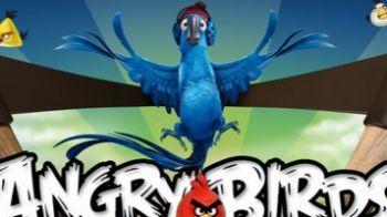 Angry Birds Rio: in arrivo nuovi contenuti relativi a Rio 2