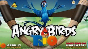 Angry Birds Rio ora ha i superpoteri!