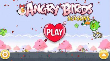 Angry Birds Seasons si aggiorna per San Valentino