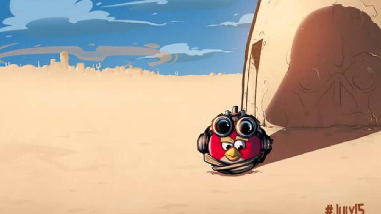Angry Birds Star Wars confermato su Xbox One e PlayStation 4