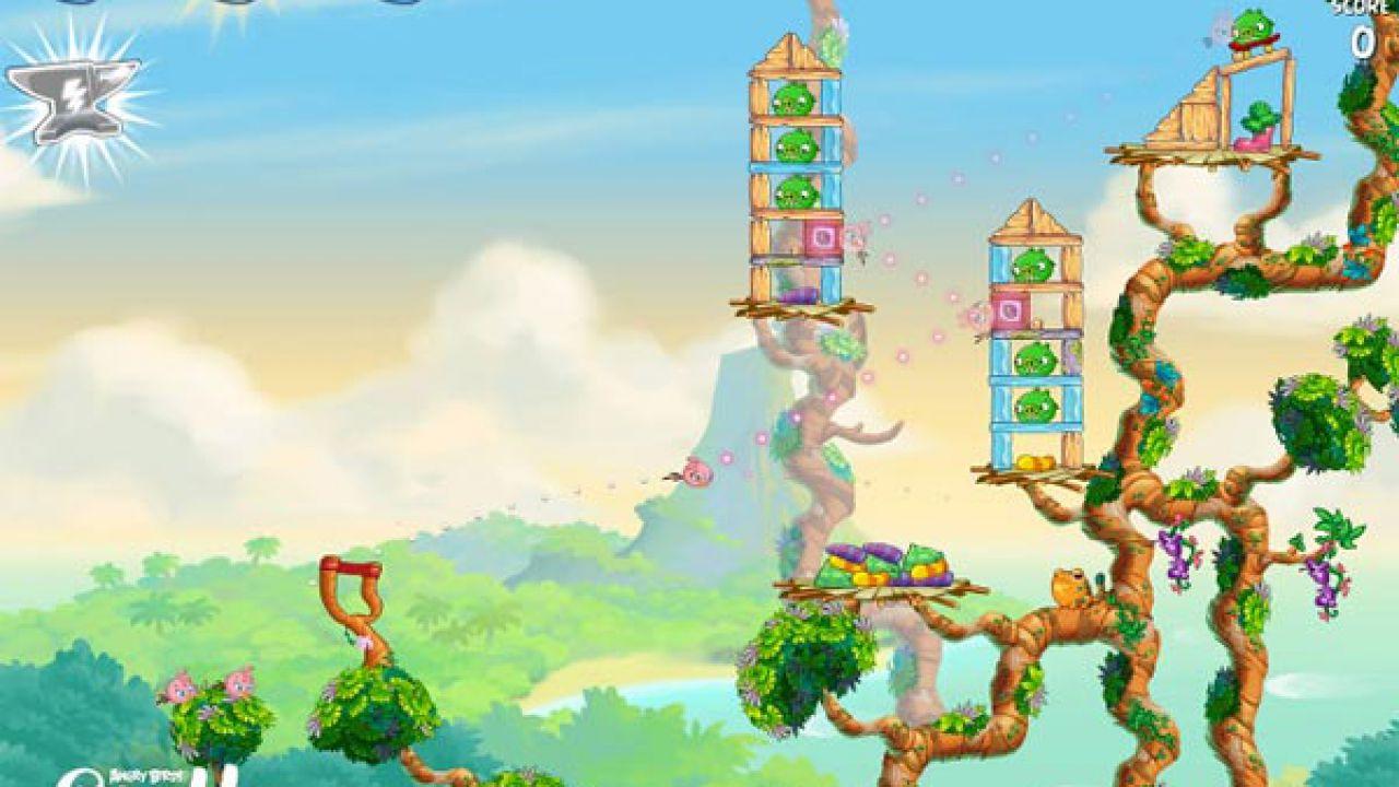 Angry Birds Stella raggiunge quota 30 milioni di download
