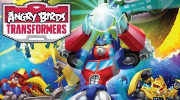 Angry Birds Transformers disponibile per il download